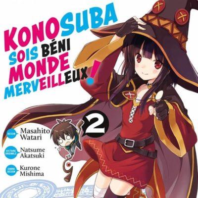 Konosuba T2 (29/06/2020)