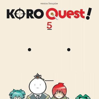Koro Quest ! T5 (12/06/2020)