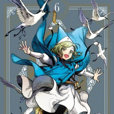 L'Atelier des sorciers T6 édition collector (10/06/2020)