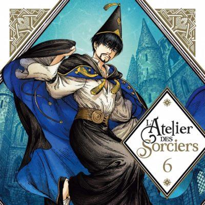 L'Atelier des sorciers T6 (10/06/2020)