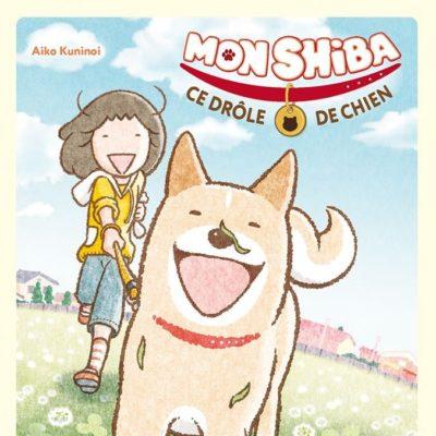 Mon Shiba, ce drôle de chien (01/07/2020)