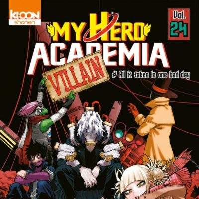 My Hero Academia T24 (02/07/2020)