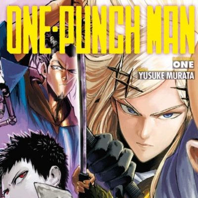 One-Punch Man T20 (18/06/2020)