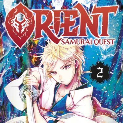 Orient - Samurai Quest T2