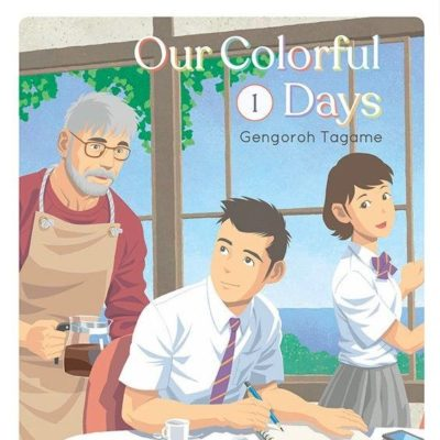 Our Colorful Days T1