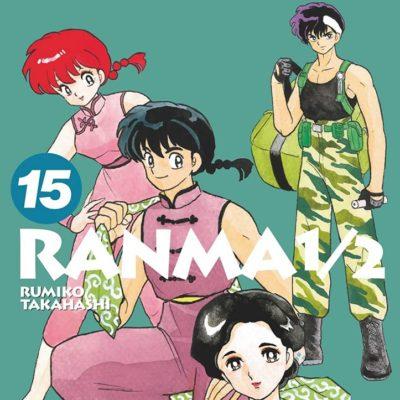 Ranma 1/2 T15 (01/07/2020)