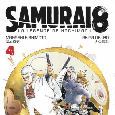 Samurai 8 T4 (03/07/2020)