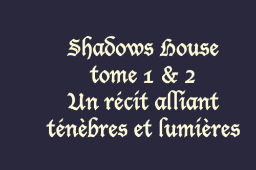 Shadows House