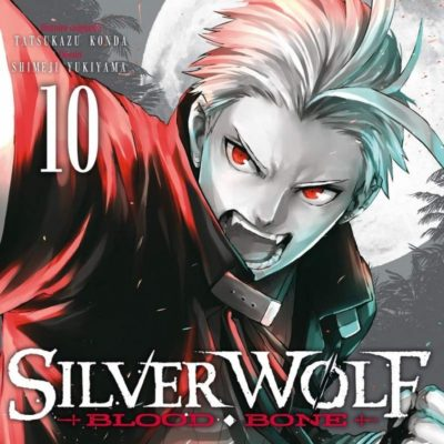 Silver Wolf T10