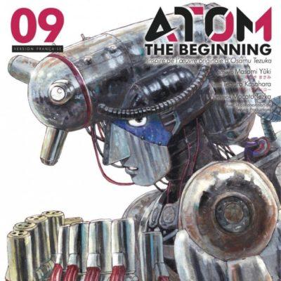 Atom the Beginning T9 (10/07/2020)