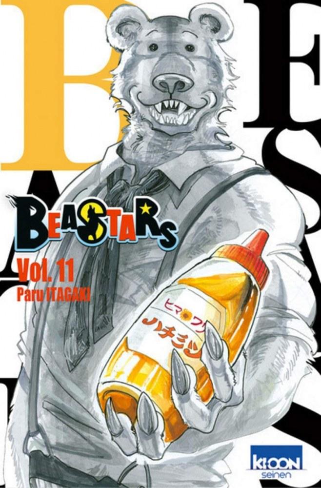 BEASTARS Vol. 11-Ki-oon