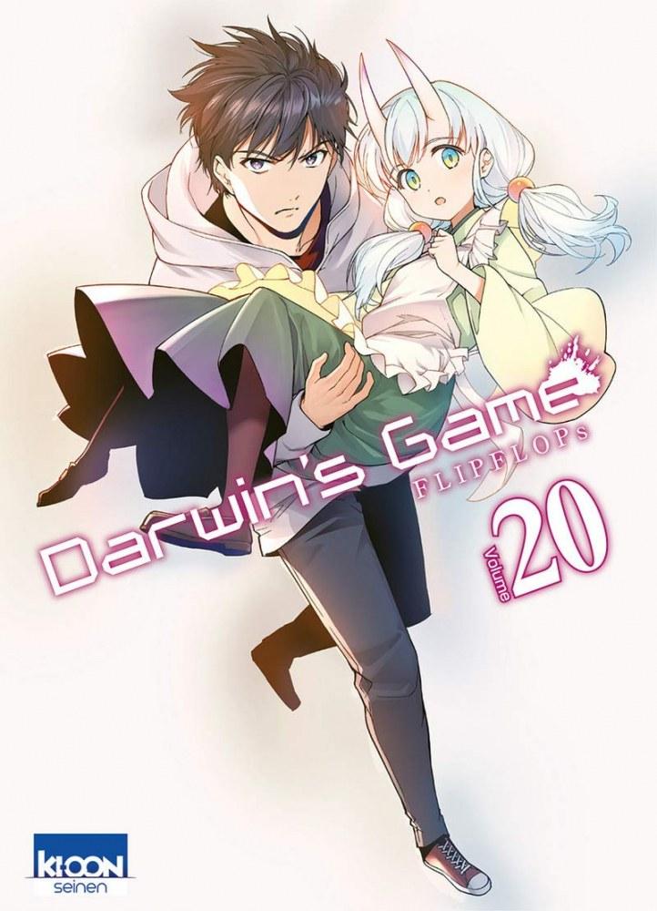 Darwin's Game Vol. 20-Ki-oon