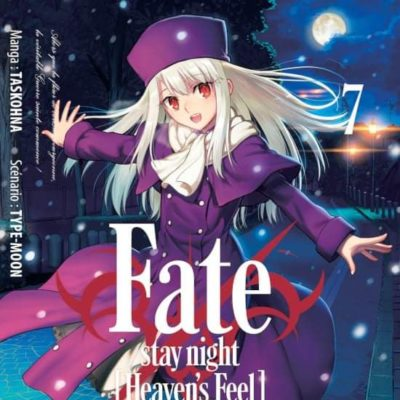 Fate/Stay night [Heaven's Feel] T7 (10/07/2020)