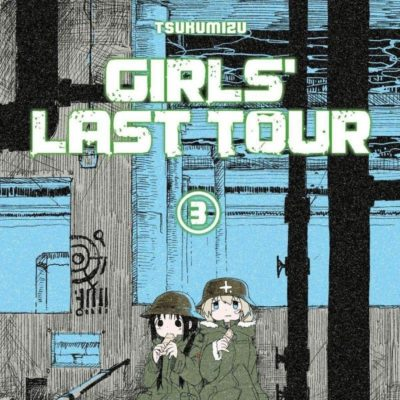 Girls' Last Tour T3