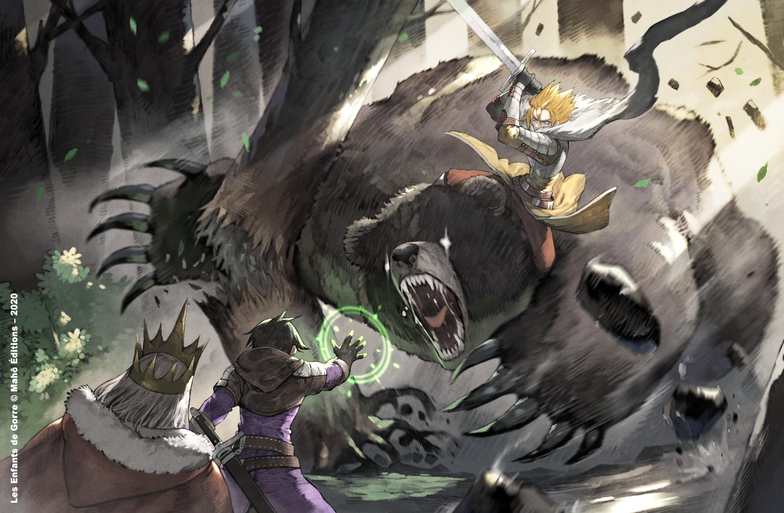Les Enfants de Gorre-ours