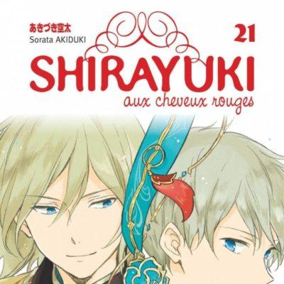 Shirayuki aux cheveux rouges T21 (10/07/2020)