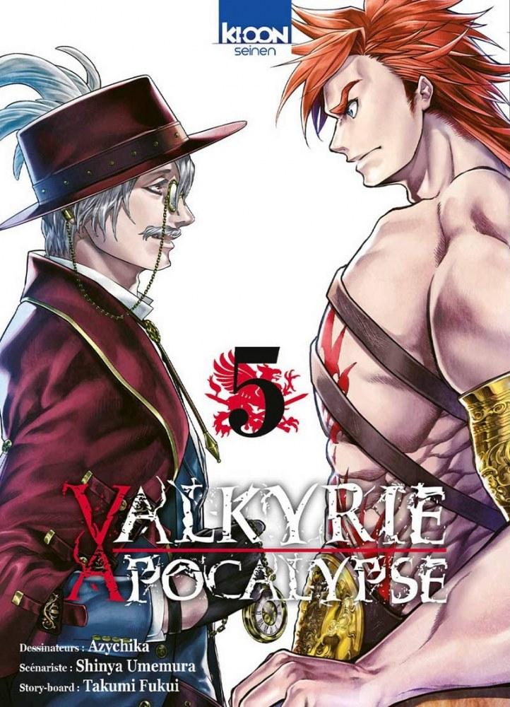 Valkyrie Apocalypse Vol. 5
