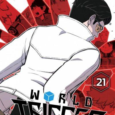 World Trigger T21 (08/07/2020)