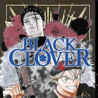 Black Clover T24 (19/08/2020)