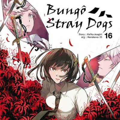 Bungô Stray Dogs T16 (28/08/2020)