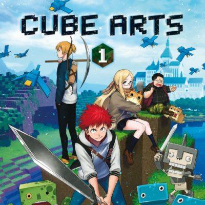 Cube Arts T1 (26/08/2020)
