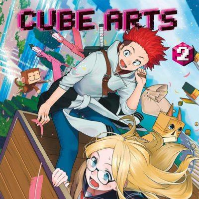 Cube Arts T2