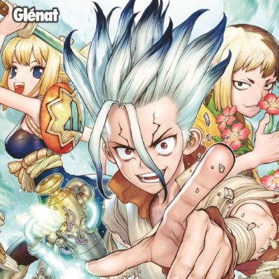 Dr. STONE T12 (02/09/2020)