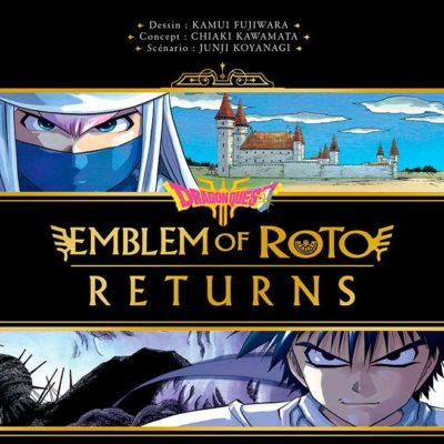 Dragon Quest - Emblem of Roto Returns (27/08/2020)