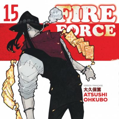 Fire Force T15 (21/08/2020)