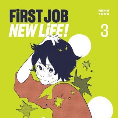 First Job New Life ! T3 (04/09/2020)