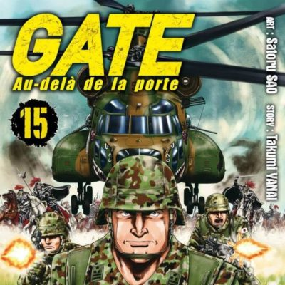 Gate - Au-delà de la porte T15 (28/08/2020)