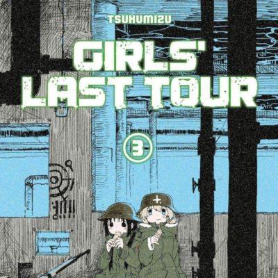 Girls' Last Tour T3