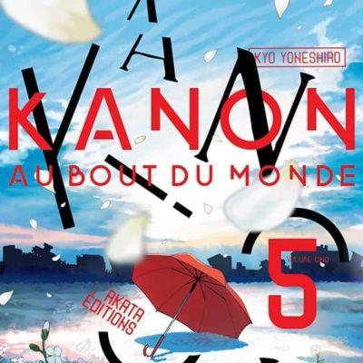 Kanon - Au bout du monde T5 FIN (27/08/2020)