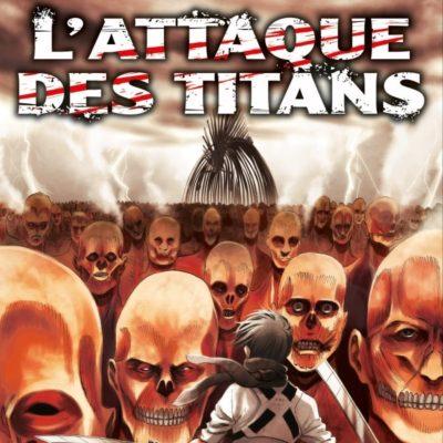 L'Attaque des Titans T31 (19/08/2020)