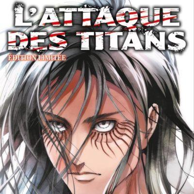 L'Attaque des Titans T31 Edition limitée (19/08/2020)