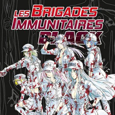 Les brigades immunitaires Black T4 (12/08/2020)
