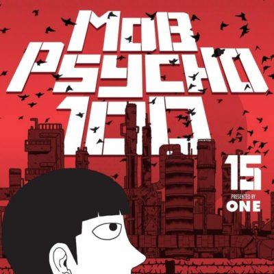 Mob Psycho 100 T15 (20/08/2020)