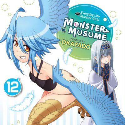 Monster Musume T12 (28/08/2020)