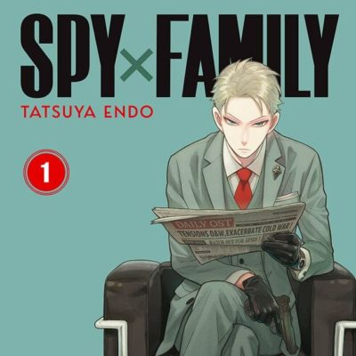 SPYxFamily T1