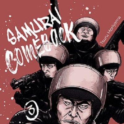 Samurai Comeback T3 (20/08/2020)