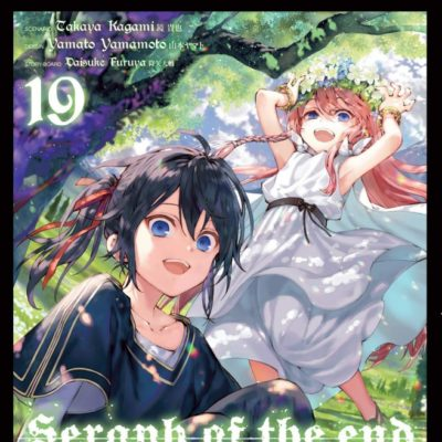 Seraph of the End T19 (04/09/2020)