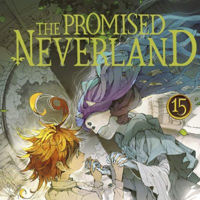 The Promised Neverland T15 (19/08/2020)