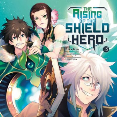 The Rising of the Shield Hero T15 (19/08/2020)