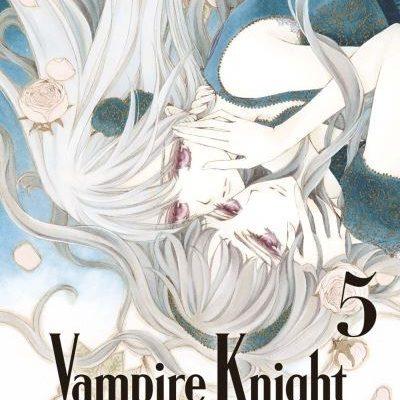 Vampire Knight Mémoires T5 (12/08/2020)