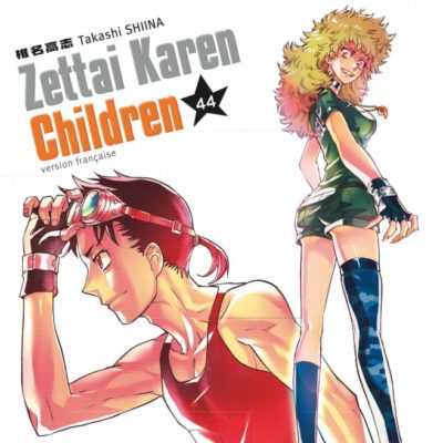 Zettai Karen Children T44 (28/08/2020)