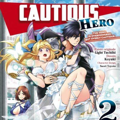 Cautious Hero T2