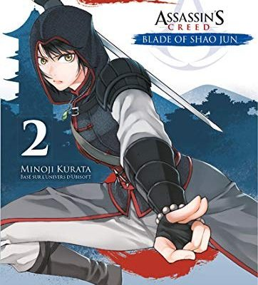 Assassin's Creed : Blade of Shao Jun T2