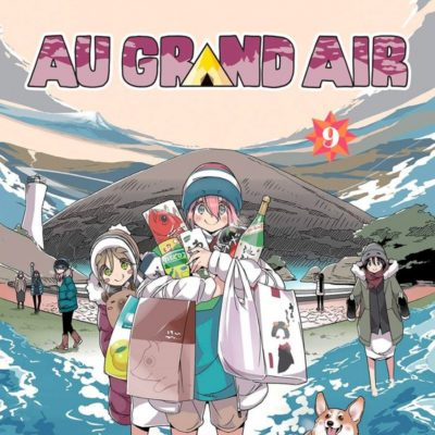 Au grand air T9 (16/09/2020)