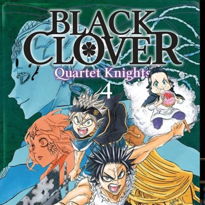 Black Clover - Quartet Knight T4 (23/09/2020)