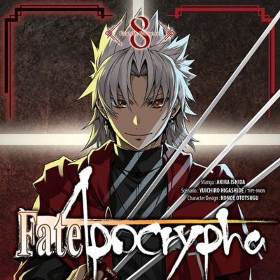 Fate/Apocrypha T8 (25/09/2020)